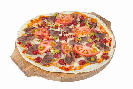 Пицца Сицилио