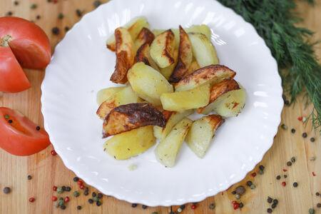 Картофель пикантный