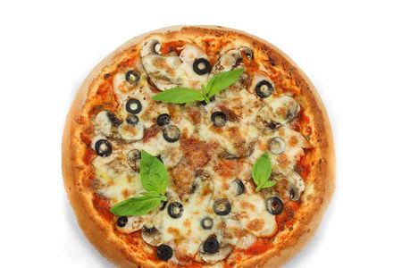 Пицца Классическая с курицей и грибами