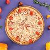 Фото к позиции меню Пицца с ветчиной