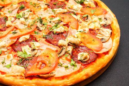 Пицца Пепперони плюс