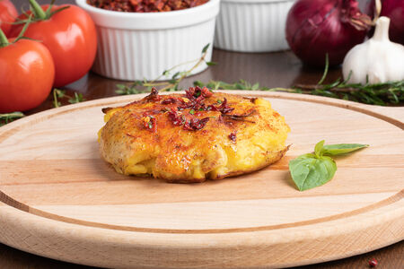 Картофель-гриль с паприкой