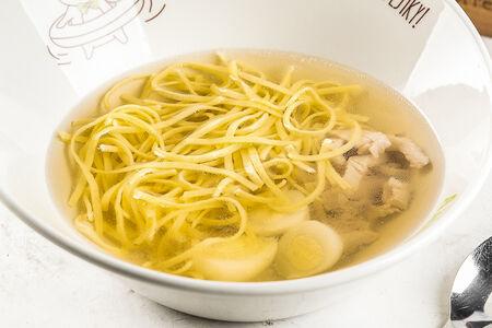 Суп-лапша с индейкой