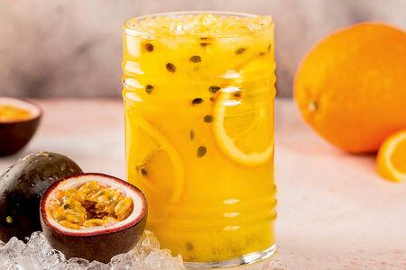 Тоник Маракуйя-апельсин