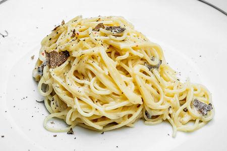 Паста Спагетти с трюфелем