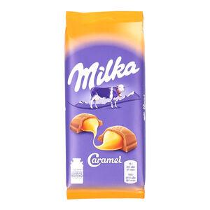 Milka карамель