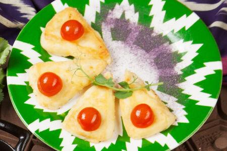 Закуска по-узбекски