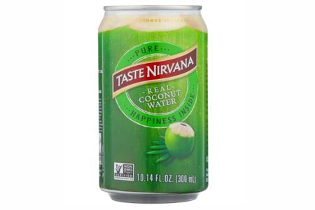 Вода кокосовая taste nirvana без мякоти,