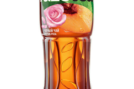 Фьюз ти со вкусом персика