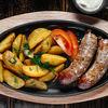 Фото к позиции меню Крафтовые колбаски