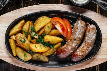 Крафтовые колбаски