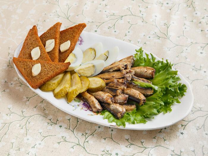 Советская закуска
