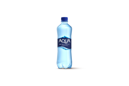 Аква Минерале 0,5 с газом