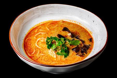 Суп ТомDuck с морепродуктами