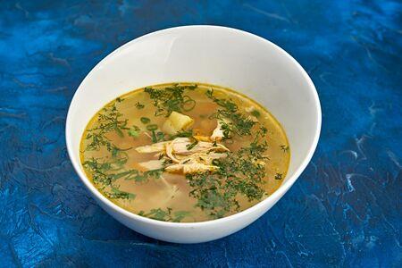 Большой Куриный суп