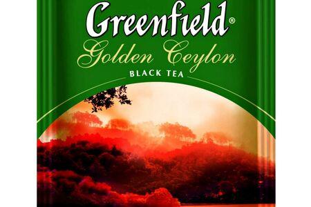 Чай Гринфилд (Черный)