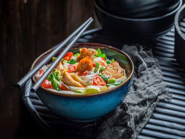 Китайская кухня kungfupanda