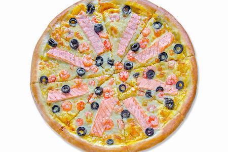 Пицца Морская 25 см
