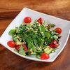 Фото к позиции меню Салат из свежих овощей с рукколой