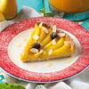 Фото к позиции меню Домашний грушевый пирог