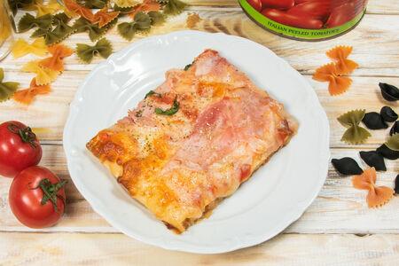 Пиццетта с Беконом