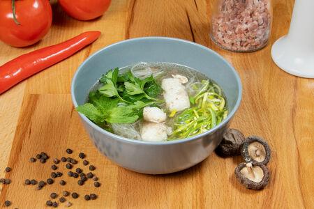 Вьетнамский Фо-Хо с треской