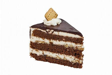 Торт Сырный с фундуком