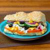 Фото к позиции меню Сэндвич со снежным крабом