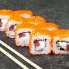 Фото к позиции меню Ролл Калифорния с тунцом
