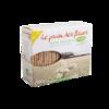 Фото к позиции меню Хлебцы диетические из гречневой муки без соли, Pain des fleurs