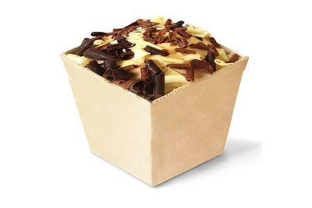 Мини торт Карамельно-шоколадный