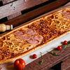 Фото к позиции меню Пицца Студенческая метровая
