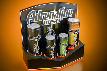 Напиток энергетический Adrenaline Rush
