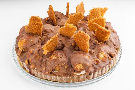 Профитроли тарт