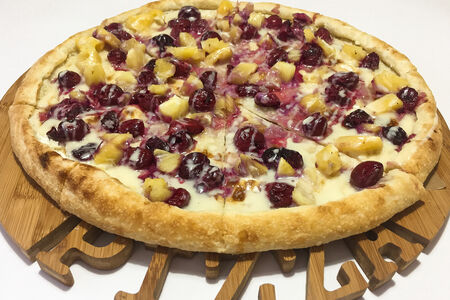Пицца сладкая Вишня