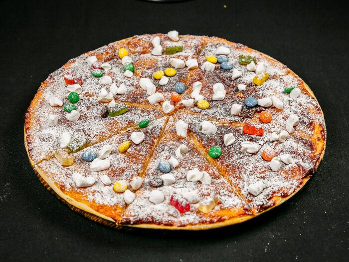 Пицца Эм-энд-Эмс