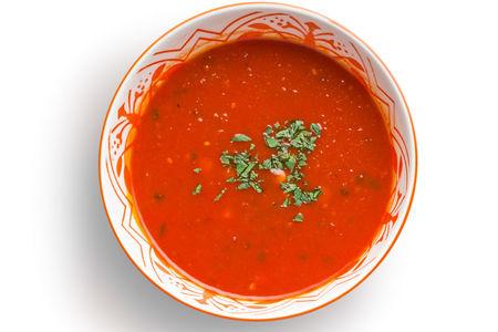 Суп Томатный по-мексикански
