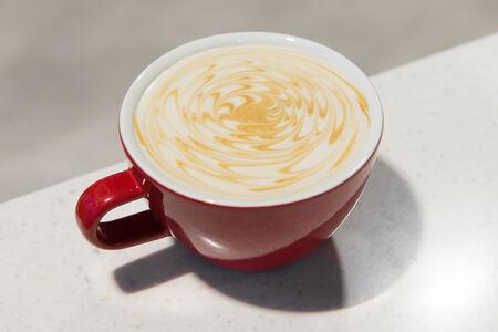 Кофе Латте облепиха-карамель