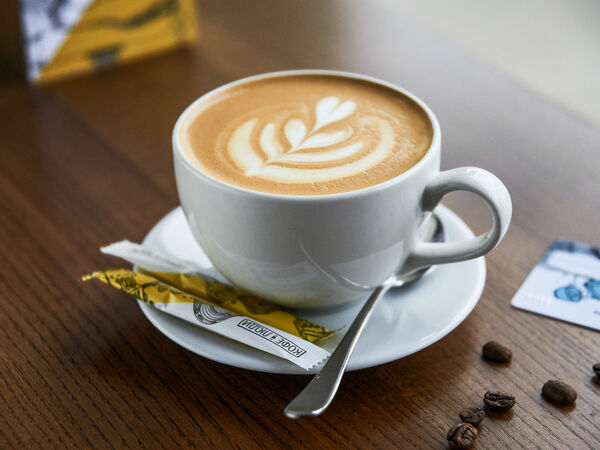 Кофейня Кофе и люди