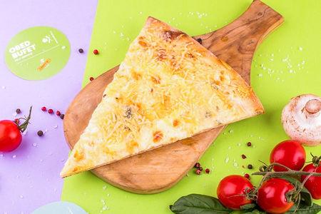 Пицца Четыре сыра слайс