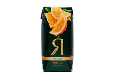 Сок Я апельсиновый