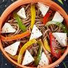 Фото к позиции меню Вок с тофу вегетарианский