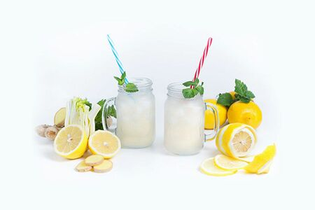 Крафтовый лимонад Бешеная медуза