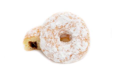 Пончик Снежок