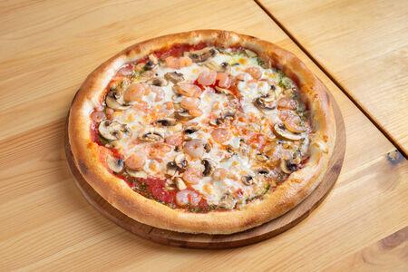 Пицца Азиатская