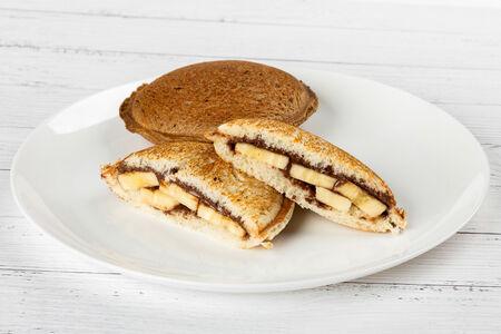 Покет-сэндвич Шоколад-Банан