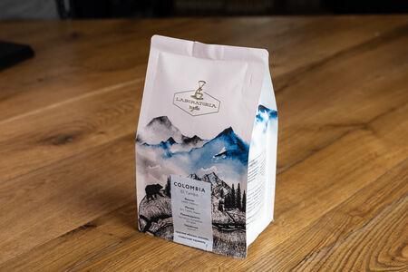 Кофе в зернах Colombia El Tambo