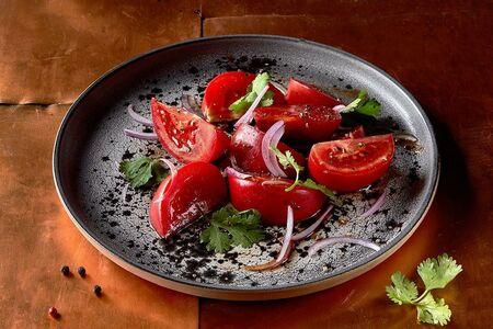 Салат из ташкентских помидоров