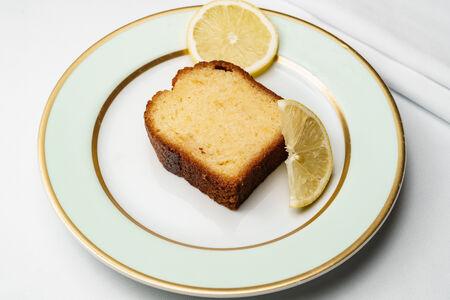 Кекс Лимонный маленький