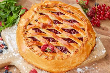 Пирог Малина